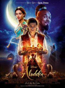 aladdin affiche cliff and co