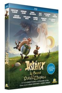 asterix le secret de la potion magique blu ray cliff and co