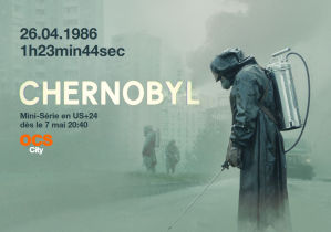 CHERNOBYL AFFICHE CLIFF AND CO