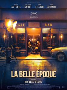 la belle époque affiche cliff and co
