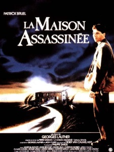 LA MAISON ASSASSINEE AFFICHE CLIFF AND CO