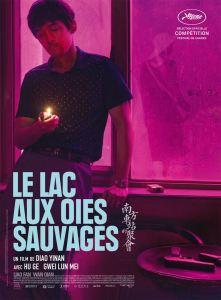 LE LAC AUX OIES SAUVAGES AFFICHE CLIFF AND CO