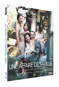 une affaire de famille blu ray cliff and co