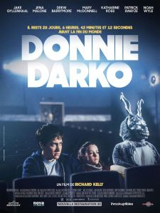 Donnie Darko affiche cliff and co