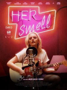 her smell affiche clifff and co