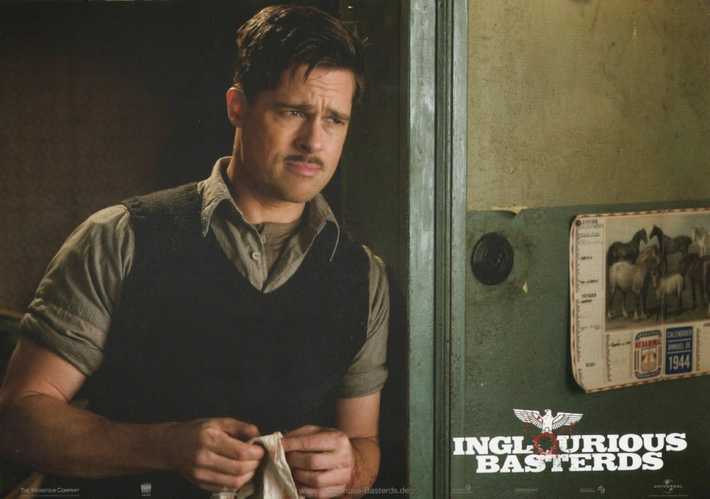 inglourious basterds slide cliff and co
