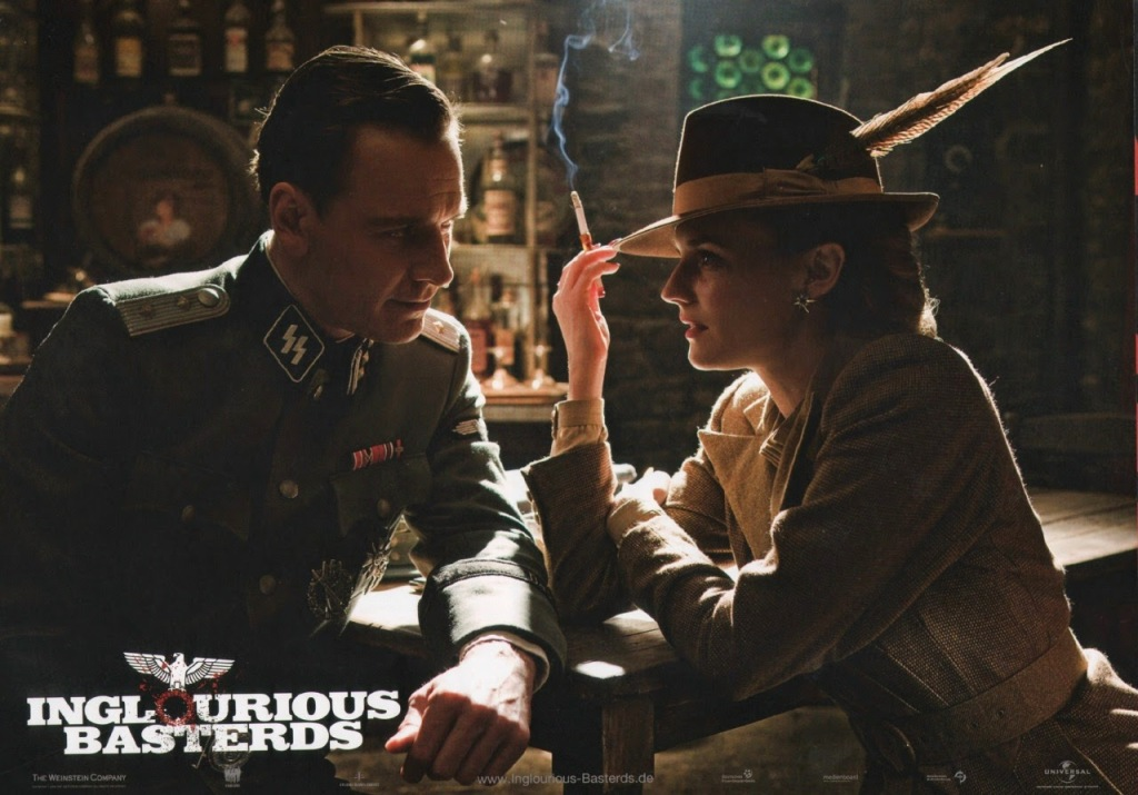 inglourious basterds 3 cliff and co