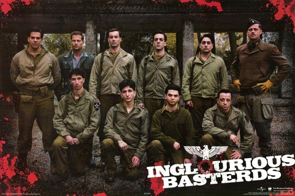 inglourious basterds 4 cliff and co