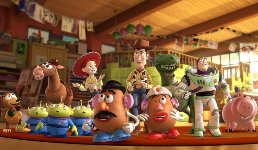 TOY STORY 3 1 CLIFF AND CO
