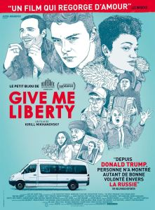 give me liberty affiche cliff and co