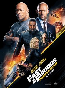 hobbs & shaw affiche cliff and co