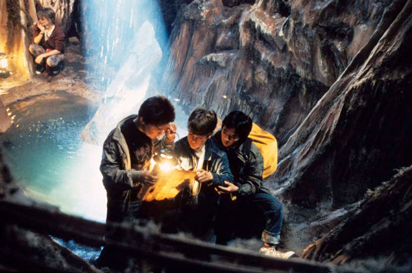 les goonies 3 CLIFF AND CO