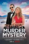 murder mystery affiche cliff and co