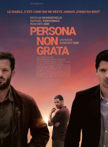 PERSONA NON GRATA AFFICHE CLIFF AND CO