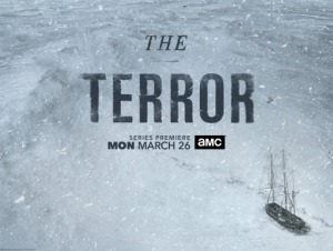 the terror affiche cliff and co