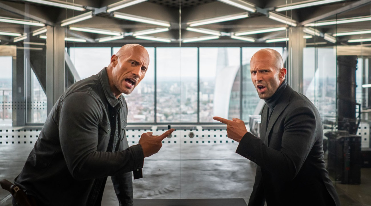 hobbs & shaw 1 CLIFF AND CO
