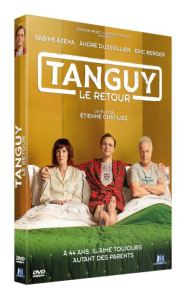 TANGUY LE RETOUR DVD CLIFF AND CO