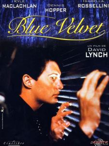 blue velvet affiche cliff and co