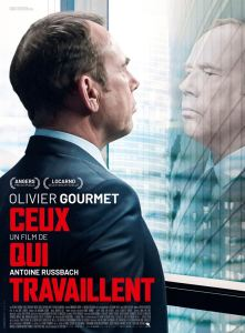 ceux qui travaillent affiche cliff and co