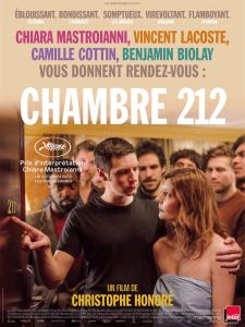 chambre 212 affiche cliff and co