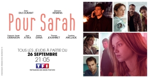 pour sarah 2 affiche cliff and co