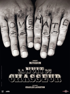 la nuit du chasseur affiche cliff and co