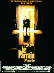 le parrain 3 affiche cliff and co