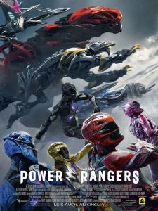 power rangers affiche cliff and co