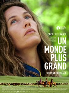 un monde plus grand affiche cliff and co