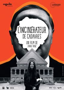 incinerateur de cadavres affiche cliff and co