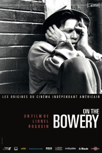 on the bowery affiche cliff and co