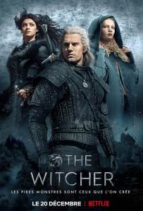 THE WITCHER AFFICHE CLIFF AND CO