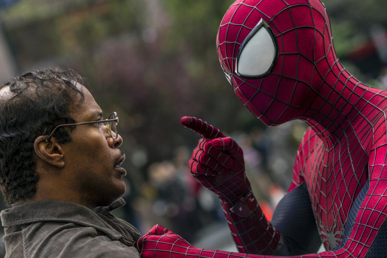 theAmazingSpiderMan2-JamieFoxx-cliff-and-co