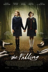 the falling affiche cliff and co